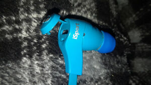 Monster iSport Bluetooth Earphones