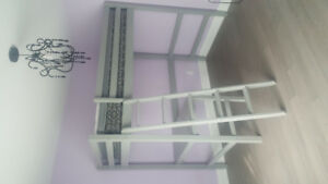 Felipe Twin Bunk With Study Loft