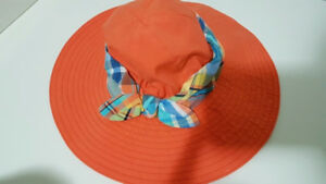 Baby girl toddler summer hats