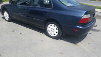 1997 HONDA ACCORD LX STORED! 190K CHEAP NEED GONE DRIVES GREAT