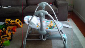 Portable Baby Swing Taggies