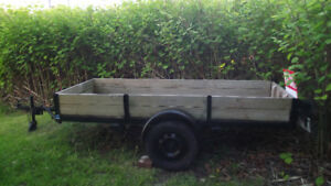 New Price Utility Trailer for Sale