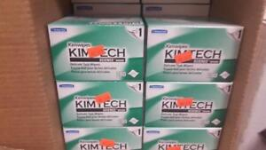 Kim-Tech Delicate Task Wipes - 3 Boxes Available - Only $199!