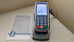 VX820 Global Payments POS terminal