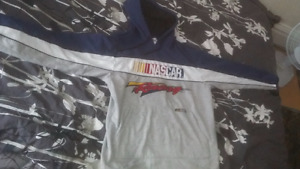 AUTHENTIC NASCAR RACING HOODIE