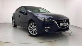 Mazda Mazda3 SPORT NAV PETROL MANUAL 2014/64