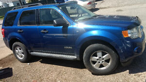 2008 Ford Escape XLT SUV, Crossover $4100 SAFETY&EMISS
