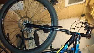 wicked fallout plus mtb with front discs London Ontario image 3