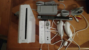 Nintendo Wii for sale Kitchener / Waterloo Kitchener Area image 1