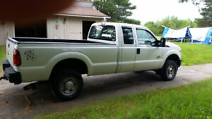 2015 Diesel Ford F-250 Extended Cab Pickup Truck