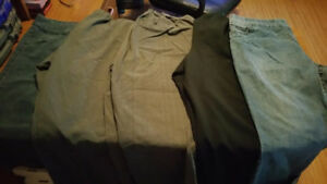 Women's Plus Sized Pants Lot (3XL)