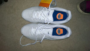 brand new sneakers with tag.