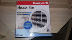 Honeywell Heater Fan