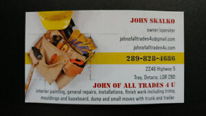 All Trades Handyman Services