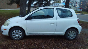 2005 Toyota Echo Hatchback INCLUDES WINTER TIRES