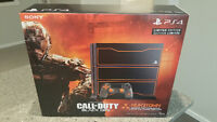Black Ops 3 Limited Edition PS4 Bundle - BRAND NEW!