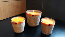 Tropical Twist scented candles