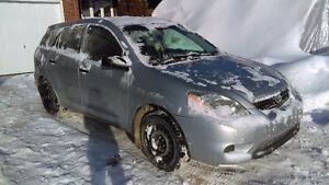 2005 Toyota Matrix De base Bicorps