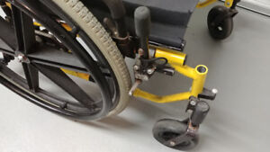 Fauteuil Roulant Actif – Quickie 2
