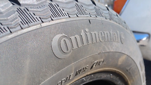 Continental Extreme Winter 195/65 R15