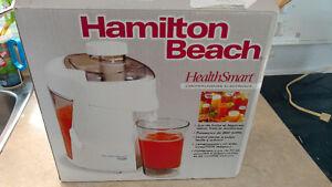 Centrifugeuse Hamilton Beach 67811 Neuve Avec Bonus