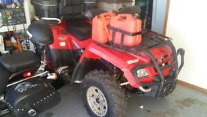 2007 Can- Am 650 Quad