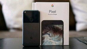 Google Pixel 32 GB - Unlocked (4 months old) - PRICE REDUCED
