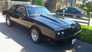 1986 MONTE CARLO SS WITH ZZ 4 CRATE MOTOR