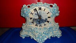Arnels vintage Mantel Clock $40. Prince George British Columbia image 1