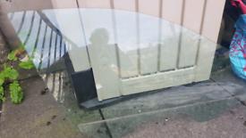 BMW 3 serie window glass f31 f30 door
