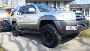 2004 Toyota 4Runner SUV, Crossover Safetied/ E-Tested
