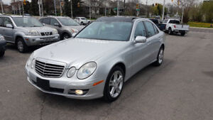 2008 MERCEDES E350 4MATIC FULLY LOADED