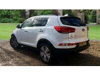 2015 Kia Sportage 1.7 CRDi ISG 3 5dr Manual Diesel Estate