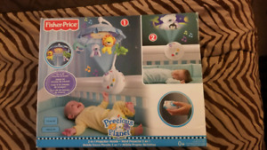 Fisher price baby 2 in 1  Projection mobile