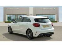 2017 Mercedes-Benz A-CLASS A180 AMG Line Premium Plus 5dr Auto Petrol Hatchback