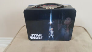Star Wars The Last Jedi Lunchbox Large Tin Tote - Fan Expo