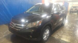 2012 Honda CR-V TOURING (Navigation, Sunroof)