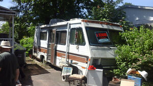 Mobile home / Motorisé - Pace Arrow 1978