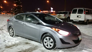 2016 Hyundai Elantra L Manual Sedan