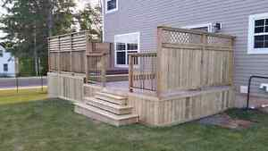 Decks, Fences & more by Colby Construction