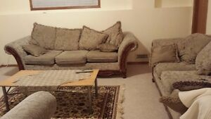 Furnished 2 Bedrooms available - IMMEDIATELY