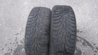4 Winter tires on mags for sale $500 neg