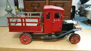 Unique Vintage Hand Made Toy Cars & Trucks, Model A, T, Train London Ontario image 2