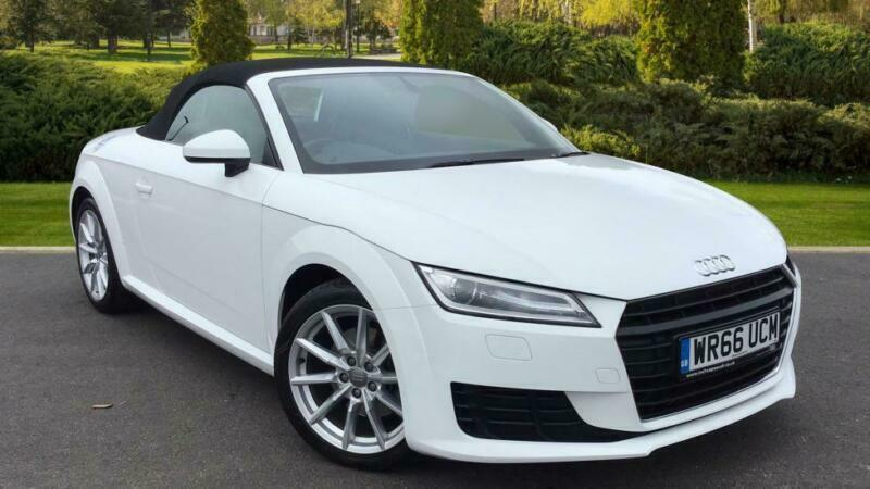 2016 Audi TT 2 0 TDI Ultra Sport 2dr Manual Diesel Roadster | in Hatfield,  Hertfordshire | Gumtree