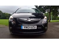 Vauxhall Zafira 2.0CDTI 16V TECH LINE 130PS Good / Bad Credit Car Finance (black) 2013