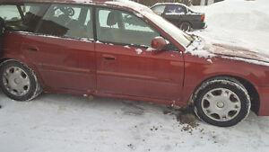 2003 Subaru Legacy Hatchback