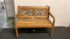 Hartman Cleobury 2 seater bench