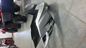 Used fairing for Kawasaki Ninja EX500