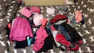 Girls Size 6x-8ish clothing
