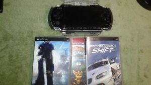 Sony PSP Comes With Games